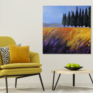 Beautiful, serene acrylic painting on canvas for sale